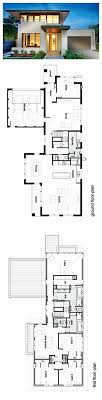 e Story 3 Bedroom Modern House Plans Fresh 4 Bedroom E Story