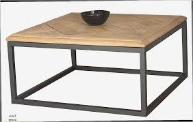 cuisine nouveau table de salon fer et bois pour conception cuisine nouveau