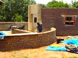 Africas First House Made Of Plastic Bottles In Nigeria