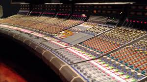 Professional Music Studios Wallpaper