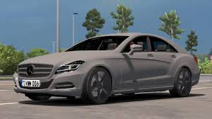 100 Mercedes Benz Truck 2013 130 Euro Simulator 2 CLS Mods YouTube