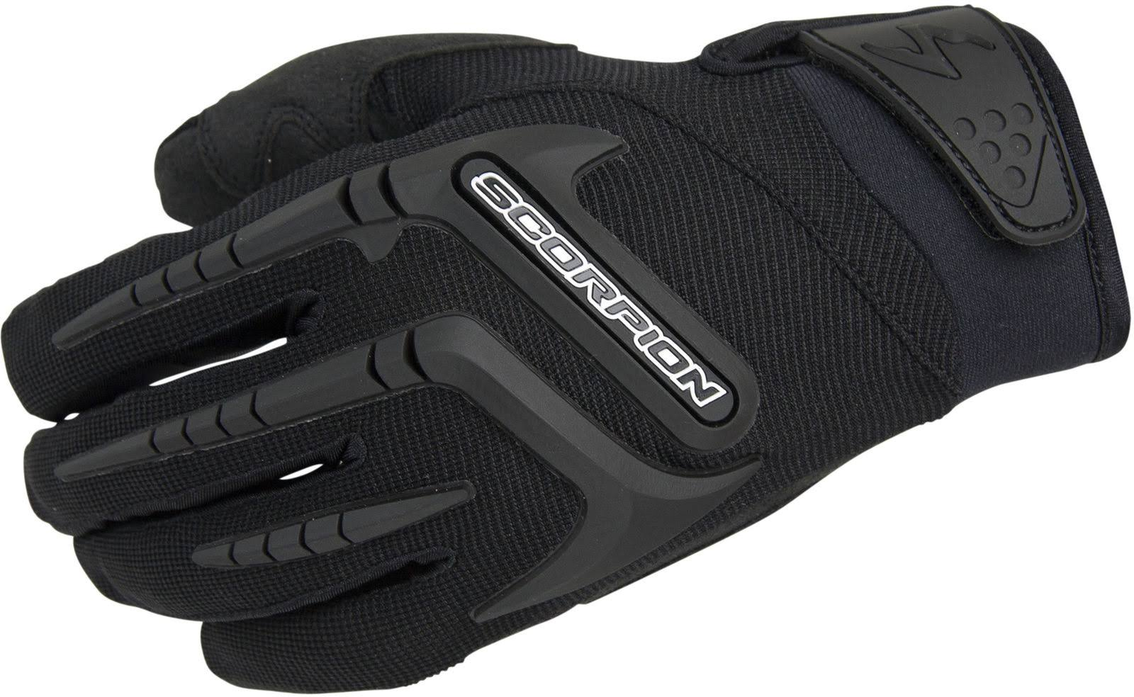 Scorpion ExoWear Skrub Women's Motorcycle Gloves - Black, Large