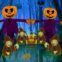 Halloween Escape Walkthrough by Wow Halloween Quest Forest Escape Walkthrough