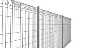 The Drawing Of Anti Climb Fence Installation Including 30 Years Of Anti Climb Fence Manufacturing In Malaysia