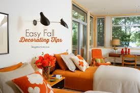 Fall Decorating Bedroom Ideas