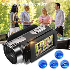 FLOUREON HD 1080P Camcorder Digital Video Camera DV 27 TFT LCD