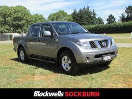 100 Nissan Trucks 2013 Navara Double Cab ST 4WD Blackwells New Used