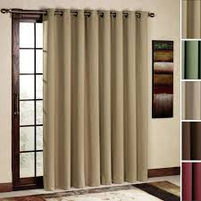 Sidelight Window Curtain Panel by Side Door Curtain Rods Curtain Ideas