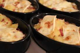 recette de cuisine light tartiflette light express
