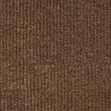 shop 18 in x 18 in restoration brown indoor outdoor carpet tile at