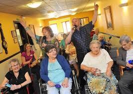 Norwich care home shares Sinatra memories