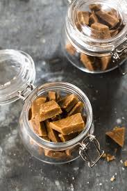 einfache karamellbonbons