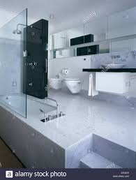 100 Belsize Architects Modern Marble Bathroom Architect Stock
