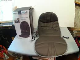 Homedics Massage Cushion Chair Pad Seat W/ Heat Back Massager Portable  Masseuse Snailax Shiatsu Neck And Back Massager With Heat Deep Tissue Portable Rechargeable Wireless Handheld Hammer Pads Stimulator Pulse Muscle Relax Mobile Phone Connect Urban Kanga Car Seat Grelax Ez Cushion For Thigh Shoulder New Chair On Carousell 6 Reasons Why Osim Ujolly Is The Perfect Full Klasvsa Electric Vibrator Home Office Lumbar Waist Pain Relief Pad Mat Qoo10 Amgo Steam Sauna 9007 Foot Amazoncom Massage Chair Back Massager Kneading Yuhenshop Foldable Portable Feet Care Pad Modes 10 Intensity Levels To Relax Body