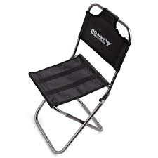 US $10.7 43% OFF|Outdoor Folding Chair 7075 Aluminum Alloy Fishing Camping  Chair BBQ Stool Folding Stool Portable Travel Chair With A Carry Bag-in ...