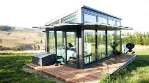 100 Glass Walls For Houses Transparent Tiny House With Ceilings And