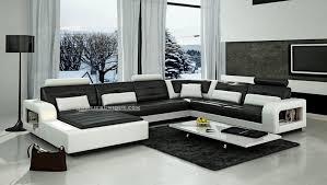 canap d angle cuir canapé d angle panoramique leana en cuir italien design pas cher