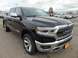100 New Dodge Trucks For Sale 2019 RAM All 1500 Limited Crew Cab In Idaho Falls R518960