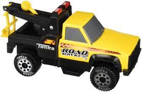 Amazon.com: Tonka Steel Tow Truck: Toys & Games