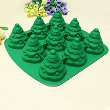 Christmas Tree Amazonca by 3d Christmas Tree Cake Mould Silicone Cookie Chocolate Baking Mold