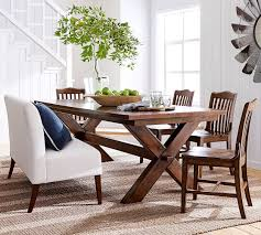Toscana Dining Table Pottery Barn Rh Potterybarn Com Chair Covers Room Sets