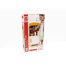new hape gourmet fridge wooden play kitchen set hshire down co uk