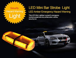Discoball - LED Strobe Warning Light - 12V 24 LED Amber Emergency ... 95 Inch Led White Amber Bar Truck Strobe Flash Light Warn Buyers Products Hidden 2pc Set 47 Best Led Lights Kits Emergency New 6 4 Amber Strobe Emergency Truck Light Amb6 As Hqrp 32 Traffic Advisor 44 High Intensity Law Enforcement Hazard Warning Ford Resource Malaysia Peterson Launches New Strobe Lights News 4x Car Beacon 63 Amberwhite Grille Vehicle 3