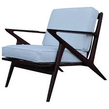 Selig Z Chair Plans 1950s poul jensen z chair for sale at 1stdibs