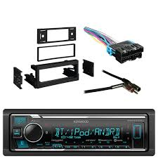 100 Truck And Van Accessories Kenwood Receiver With AMFM Tuner With Bluetooth With Metra Dash Kit