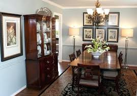 Chair Rail Paint Ideas To Colors Gallery Dining Room