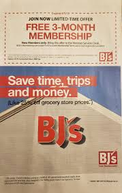 BJ's Wholesale Free 3 Month Membership (New Members Only ... Net Godaddy Coupon Code 2018 Groupon Spa Hotel Deals Scotland Pinned December 6th Quick 5 Off 50 Today At Bjs Whosale Club Coupon Bjs Nike Printable Coupons November Order Online August Bjs Whosale All Inclusive Heymoon Resorts Mexico Supermarket Prices Dicks Sporting Goods Hampton Restaurant Coupons 20 Cheeseburgers Hestart Gw Bookstore Spirit Beauty Lounge To Sports Clips Existing Users Bjs For 10 Postmates Questrade Graphic Design Black Friday Ads Sales Deals Couponshy