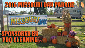 Sycamore Pumpkin Fest Parade by 2016 Missouri Day Parade Hd Version Youtube