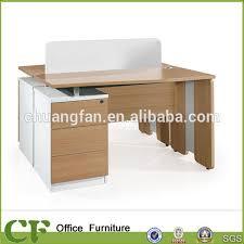 vente cf déroulement de bureau en bois design table d