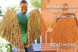 cape reed thatch tile products manufacturer fiber roofing