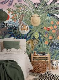 dschungel tapete jungle wall mr perswall