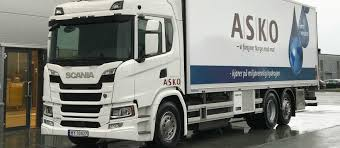 100 Fuel Trucks Norwegian Wholesaler ASKO Puts Hydrogen Powered Fuel Cell