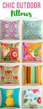 Decorative Outdoor Lumbar Pillows by Best 25 Outdoor Throw Pillows Ideas On Pinterest Outdoor Pillow
