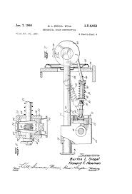 Koken Barber Chair Model Numbers by Patent Us3116952 Mechanical Chair Construction Google Patents