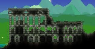 Terraria Coliseum by XploSlime7