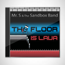 The Floor Is Lava Jewel Case