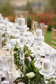 Light Up Your Wedding Day With These Candle Decor Ideas