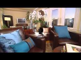 good brown and teal living room ideas youtube