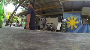 100 Truck Stop Skatepark Dennis Wolfe II Show At San Pedro Belize YouTube