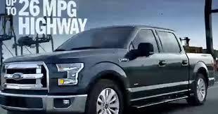 100 Fuel Economy Trucks New Ford F150 Ads Tout Fuel Economy