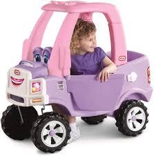 100 Little Tikes Classic Pickup Truck Amazoncom Princess Cozy RideOn Pink