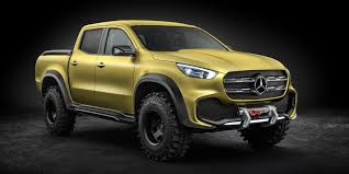 Mercedes Might Actually Bring Its Pickup To The U.S. Mercedesbenz Actros 2553 Ls 6x24 Tractor Truck 2017 Exterior Shows Production Xclass Pickup Truckstill Not For Us New Xclass Revealed In Full By Car Magazine 2018 Gclass Mercedes Light Truck G63 Amg 4dr 2012 Mp4 Pmiere At Mercedes Mojsiuk Trucks All About Our Unimog Wikipedia Iaa Commercial Vehicles 2016 The Isnt First This One Is Much Older