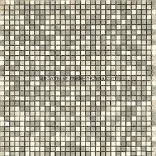Small Chips Natural Marble Stone Mosaic Tile For Interior Design