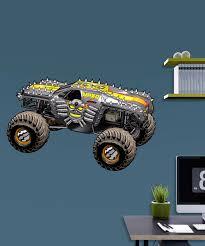 100 Monster Truck Decals Jam MaxD Fathead Jr Wall Decal Set Of Six Zulily
