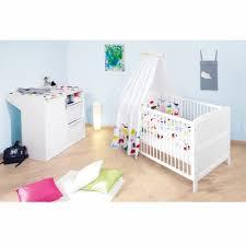 commode chambre bébé pack duo chambre bébé puro lit à barreaux et grande commode