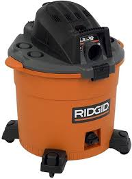 Home Depot 2014 Black Friday Deal Ridgid Shop Vacuum for $40